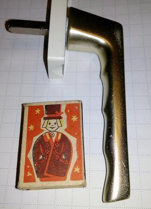 Ручка для окон и дверей , металлическая , Фосфор ™