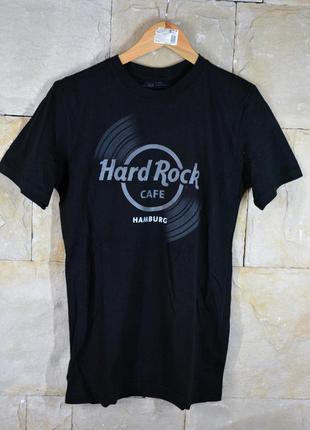 Футболка hard rock café hamburg