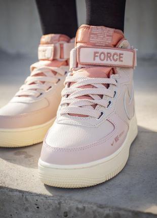 Кроссовки женские nike air force 1 high