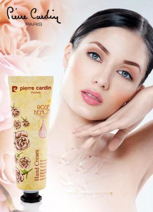 Pierre cardin hand cream 30 ml - rose beauty крем для рук