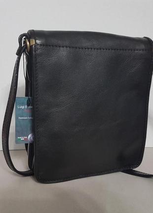 Мужчкая сумка кожа италия оригинал через плечо