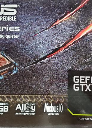 Видеокарта ASUS GeForce GTX 960 Mini 4Gb ITX