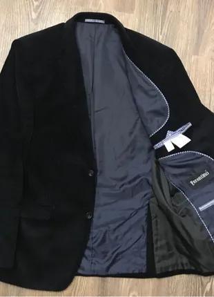 Новый мужской вельветовый пиджак