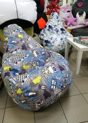Кресло мешок, кресло груша
