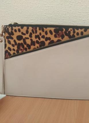 Клатч прямоугольный несессер огранайзер сумочка сумка
