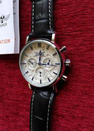 Часы механические наручные Jaragar