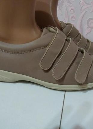 Кожаные туфли cosyfeet 38,5 - 39 р