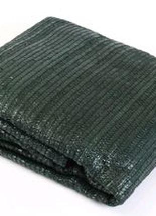 Сетка затеняющая 45% зеленая в размотку ширина 6 м, Agreen
