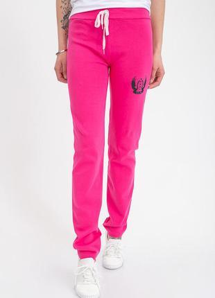 Спортивные брюки женские 103r3135 цвет розовый