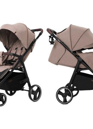 Детская прогулочная коляска Carrello Bravo CRL-8512 Linen Beige