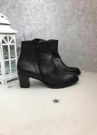 37 р ботинки италия кожа