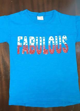 Модные футболки для девочек zara испания