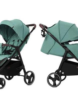 Детская прогулочная коляска Carrello Bravo CRL-8512 Basil Green