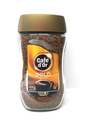 Cafe dor gold