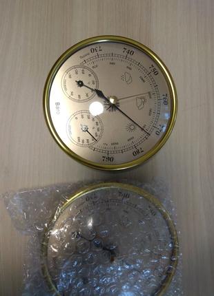 Барометр давления влажность температуру