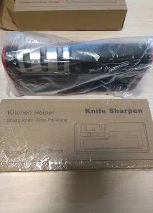 Точилка заточка для ножей 3х