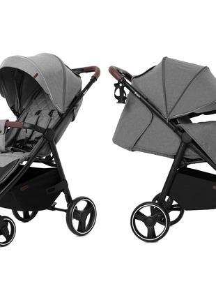 Детская прогулочная коляска Carrello Bravo CRL-8512 Elephant Grey