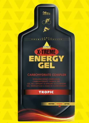 Энергетический гель X-Treme Energy Gel Тропик 40 г