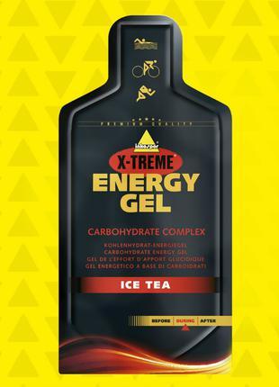 Энергетический гель X-Treme Energy Gel 40 г Прохладный чай