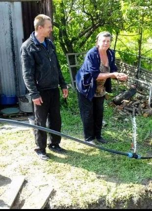Бурение скважин на воду! 200грн./1м По всей Запорожской области