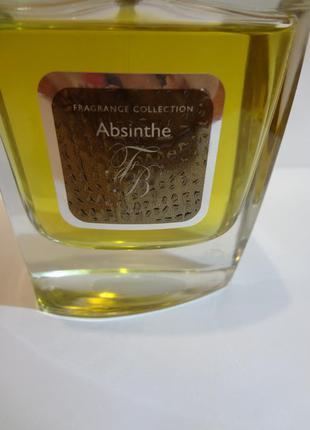 Franck boclet absinthe нишевые ароматы парфюмерная вода 100 мл...