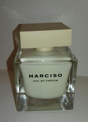 Narciso rodriguez narciso парфюмированная вода 90 ml тестер