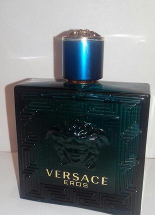 Versace eros туалетная вода тестер с крышечкой 100 ml