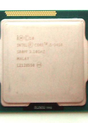 Intel Core i5-3450 - 3.1GHz (3.5) socket 1155