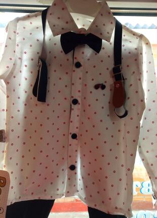 костюм нарядн.на мальчика