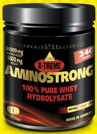 Аминокислоты X-Treme Aminostrong 240 таблеток