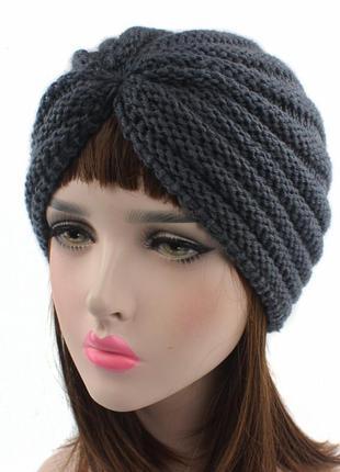 2 модная шапка, чалма/ распродажа