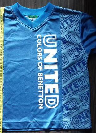 Футболка для тренировок united colors of benetton