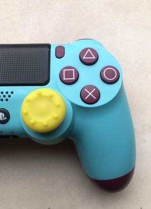 Накладки, набор 2 пары для геймпада DualShock 4 v2 от PS4