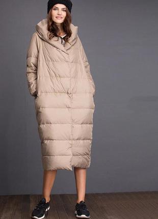 Распродажа!!! шикарное женское пальто оверсайз oversize осень-...