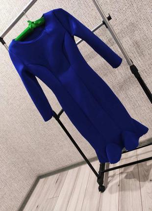 Шикарные платье с неопрена