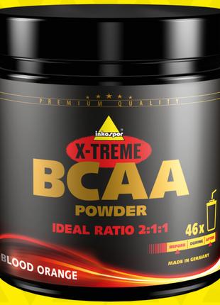 Аминокислоты X-Treme BCAA Powder 300 г Апельсин