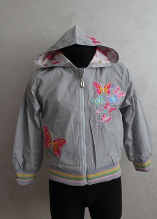 Куртка на флисе для девочек 2-5 лет🌼внимание акция 🌼!!! 🎀 успе...