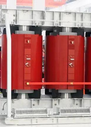 Сухие распределительные  трансформаторы мощностью от 50-25000 кВА