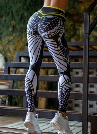 Лосины для спорта женские