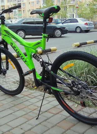 Велосипед azimut power 26д 17я рама новый