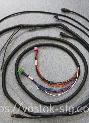 Ремонт и замена проводки на тягачи и прицепы