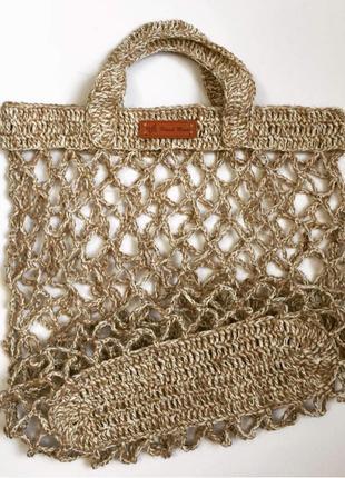 Эко торба, эко сумка, сумка сетка женская сумка, летняя сумка, вя
