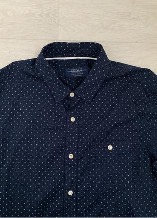 Рубашка Pull&bear (zara, bershka)