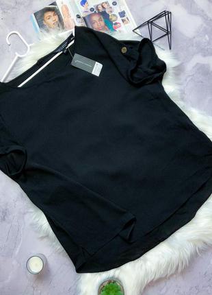 Новая стильная блуза с биркой
