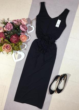 Новое! шикарное платье в составе вискоза.
