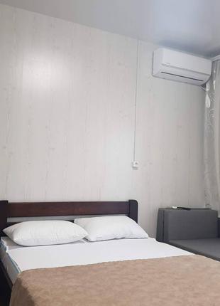 2-комнатная квартира с ремонтом. Новый дом.