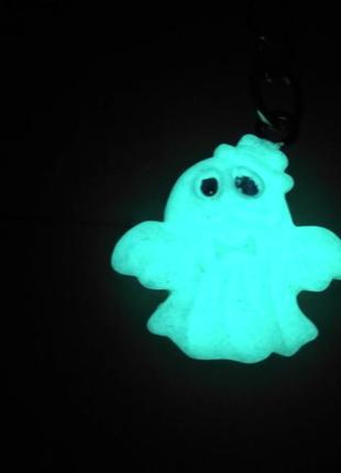 Брелок-привидение-(светится в темноте).