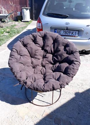 Папасан садовое кресло .