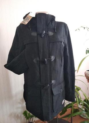 Стильное мужское пальто