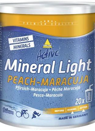 Изотоник Active Mineral Light 330 г Персик-маракуйя